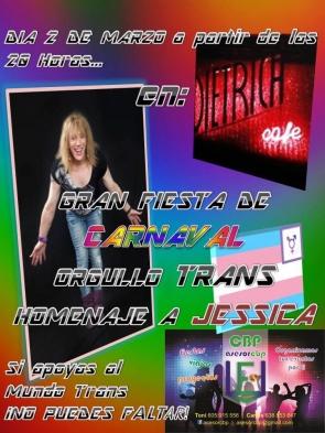 Barcelona, Carnaval Orgullo Trans