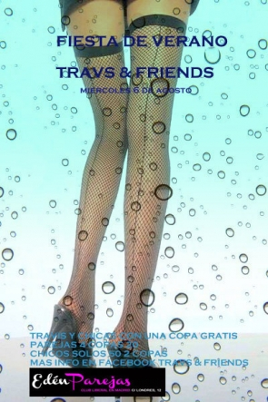 Madrid: Fiesta de Verano Travs & Friends