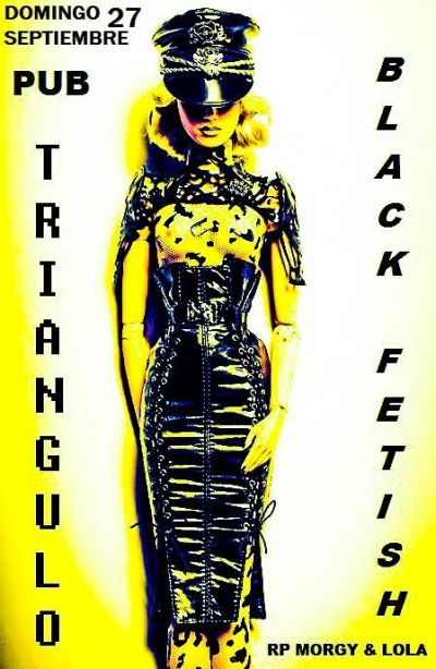 BLACK FETISH- PUB TRIANGULO