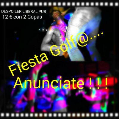 Fiesta Golf@ Anunciate