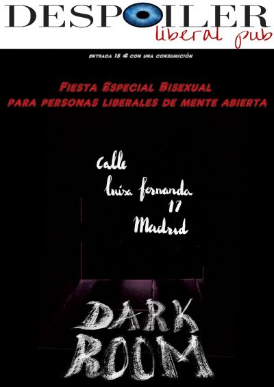 Dark Room Especial Bisex