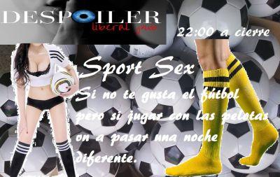 Noche de Sport Sex