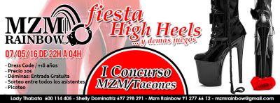 Fiesta High Heels en MZM