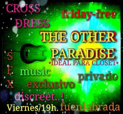 PRIVADO para CROSS DRESS--FRIDAY-FREE...fuenlabrada