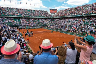 All roads lead to Roland-Garros...