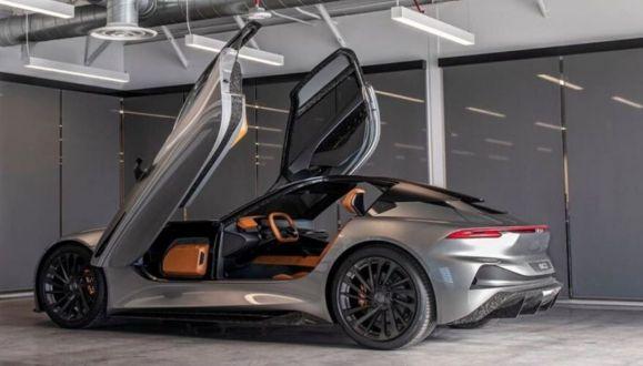 Karma SC2, una vettura spaventosa da 1100 cavalli di potenza
